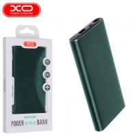 Power Bank XO PR101 10000 mAh зеленый