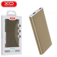 Power Bank XO PR101 10000 mAh золотистый