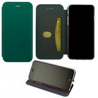 Чехол-книжка Elite Case Samsung M21 2020 M215, M30s 2019 M307, F41 темно-зеленый