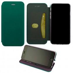 Чехол-книжка Elite Case Xiaomi Redmi 9 темно-зеленый