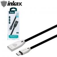 USB кабель inkax CK-62 Type-C черный