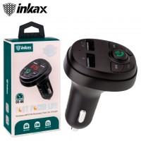 FM модулятор inkax CC-06 черный