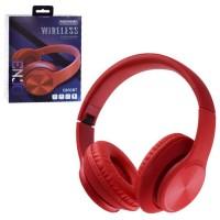 Bluetooth наушники с микрофоном E800BT красные