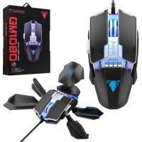 USB Мышь Jedel GM1080 игровая с подсветкой модульная