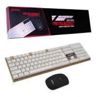 Комплект клавиатура+мышь Jedel RWS7000 беспроводная