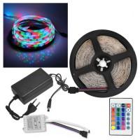 Светодиодная лента RGB 5050 300 LED 5м DL164