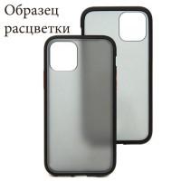 Чехол Goospery Case Huawei Y6p черно-красный