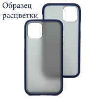 Чехол Goospery Case Huawei Y6p синий