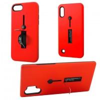 Чехол Kickstand Soft Touch Huawei P Smart Z красный