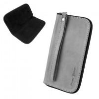 Универсальный чехол-сумка Prima Galant размер XL - 5.5″ серый