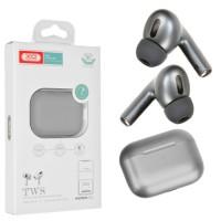 Bluetooth наушники с микрофоном XO X4 серые
