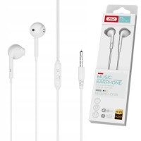 Наушники с микрофоном XO EP28 белые