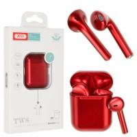Bluetooth наушники с микрофоном XO X3 красные