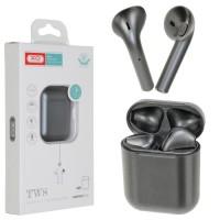 Bluetooth наушники с микрофоном XO X3 серые