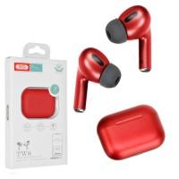 Bluetooth наушники с микрофоном XO X4 красные