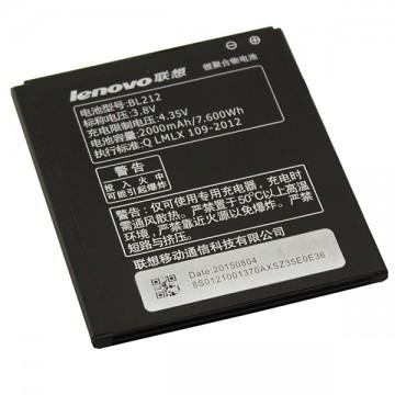 Аккумулятор Lenovo BL212 S898T, A708T AAAA/Original тех.пакет  в Одессе