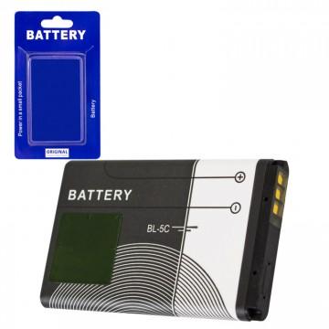 Аккумулятор Nokia BL-5C 1020 mAh 110, 112, 114 A класс в Одессе