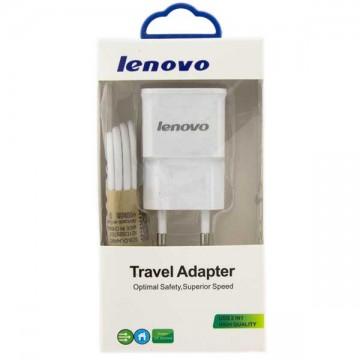 Сетевое зарядное устройство Lenovo ETA-U90EWE 1USB 1.0A micro-USB white в Одессе