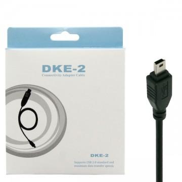 USB - Mini USB шнур Nokia DKE-2 1m черный в Одессе