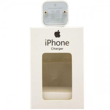 Сетевое зарядное устройство кубик iPhone 3G Original 1USB 1.0A в Одессе