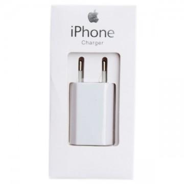 Сетевое зарядное устройство Apple iPhone 1USB 1.0A white в Одессе
