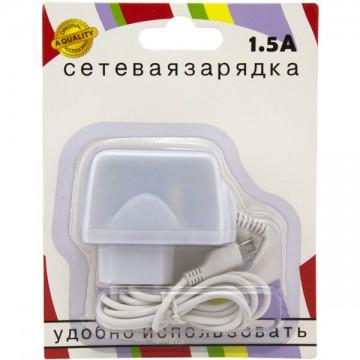 Сетевое зарядное устройство AWM 1.5A micro-USB блистер в Одессе