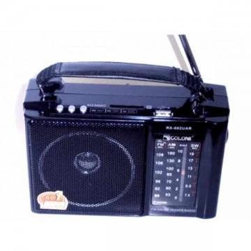 Радиоприемник GOLON RX-602 USB/SD/АКБ в Одессе