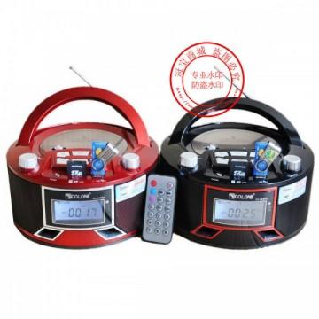 Радиоприемник GOLON RX-663 Red-Black в Одессе