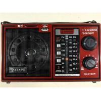 Радиоприемник GOLON RX-015UAR USB/SD/FM