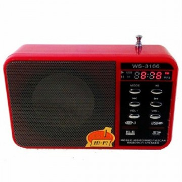 Радиоприемник WSTER WS-3166 в Одессе