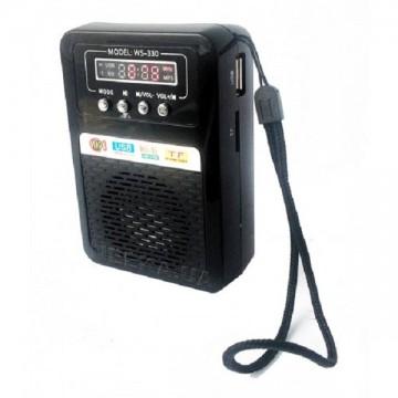 Радиоприемник WSTER WS-330 в Одессе