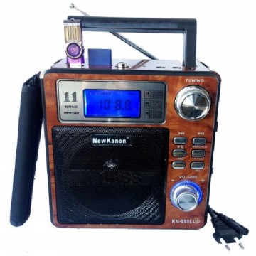 Радиоприемник New Kanon KN-895LCD в Одессе