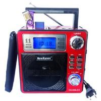 Радиоприемник New Kanon KN-896LCD