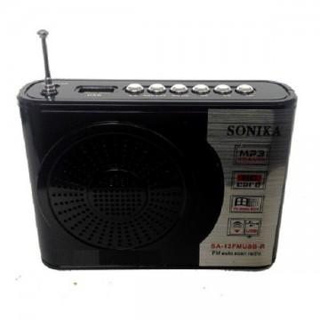 Радиоприемник Sonika SA-13 FM USB в Одессе