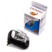 Сетевое зарядное устройство Краб Liondo-2P-318 + USB black