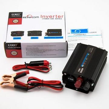 Инвертор напряжения 12V - 220V 500 ватт UKC c USB 5V в Одессе