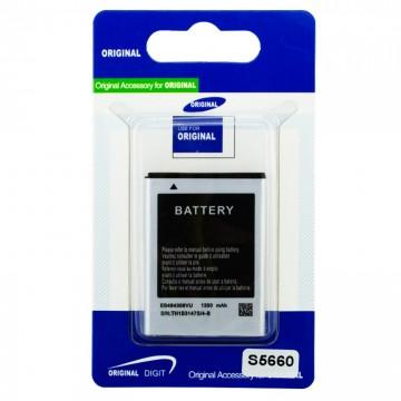 Аккумулятор Samsung EB494358VU 1350 mAh S5660, S5830, S6102 A класс в Одессе