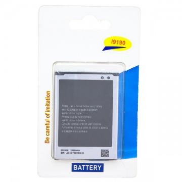 Аккумулятор Samsung B500AE i9190, i9195 A класс в Одессе