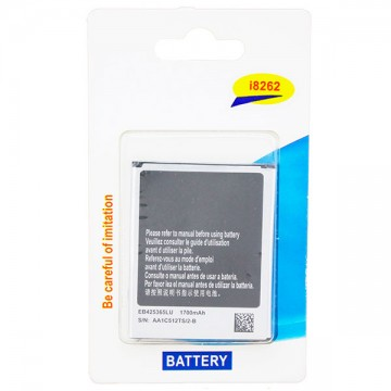 Аккумулятор Samsung EB425365LU, B150AE i8262, i8260, G350E A класс в Одессе