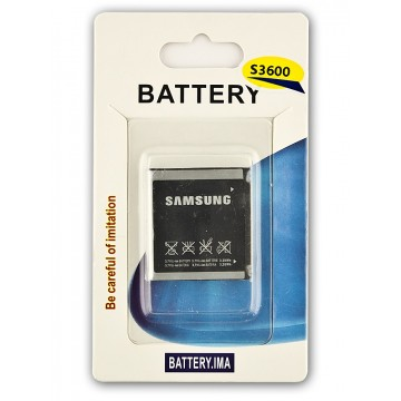 Аккумулятор Samsung AB533640CU 880 mAh G600, S3600, S5320 A класс в Одессе