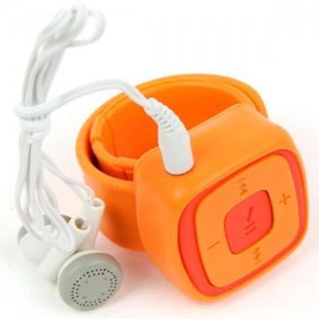 MP3 плеер с браслетом Оранжевый в Одессе