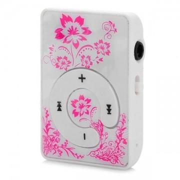 MP3 плеер с розовым узором в Одессе