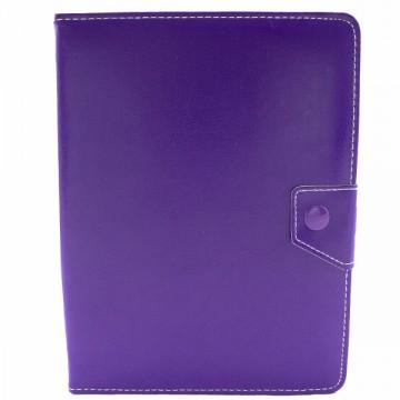 Чехол-книжка 8 дюймов уголки-магнит NEW фиолетовый в Одессе