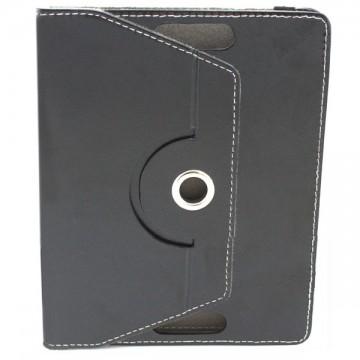 Чехол-книжка 8 дюймов с разворотом уголки-резинка черный в Одессе