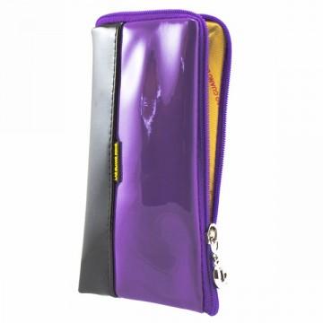 Универсальный чехол-сумка 4″ S LGD черно-фиолетовый в Одессе