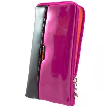 Универсальный чехол-сумка 4″ S LGD черно-розовый в Одессе