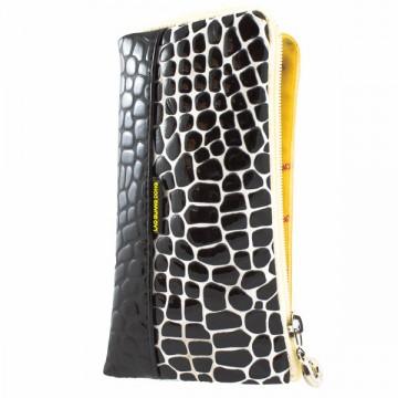 Универсальный чехол-сумка 4″ S LGD Glamour черный в Одессе