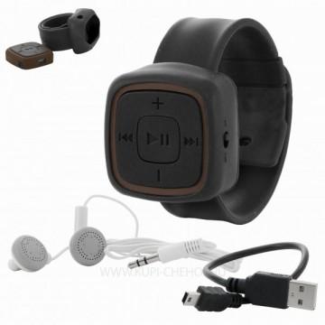 MP3 плеер с браслетом Черный в Одессе