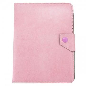 Чехол-книжка 8 дюймов уголки-магнит NEW светло-розовый в Одессе