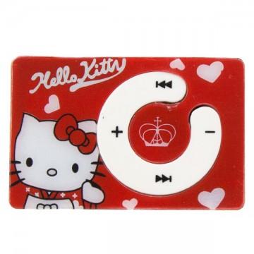 MP3 Плеер Hello Kitty Красный в Одессе